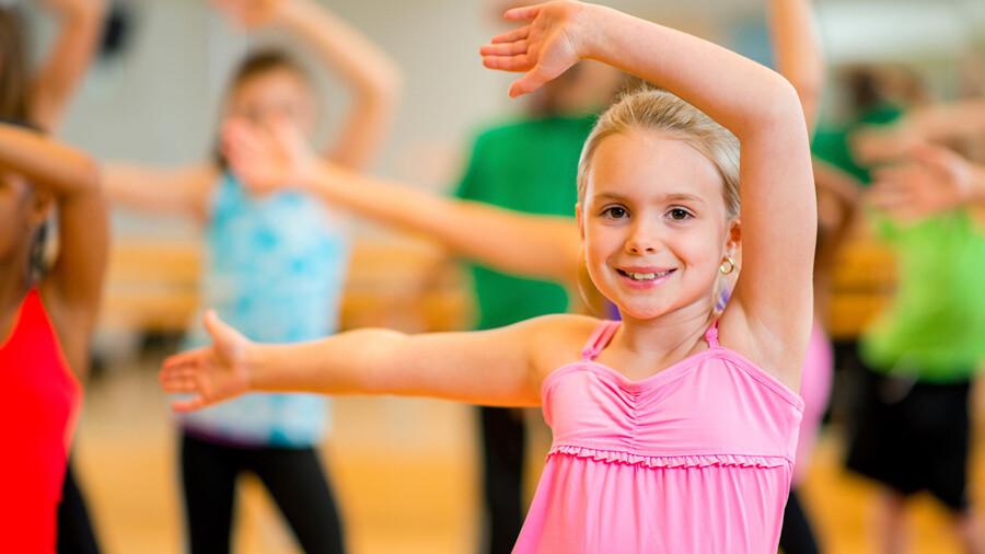 A importância da dança na educação infantil