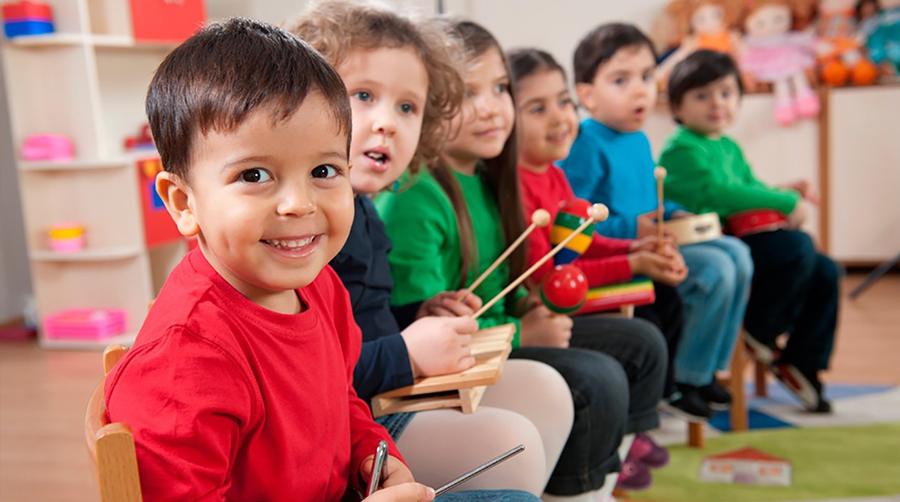 Corpo, gestos e movimentos - BNCC na educação infantil